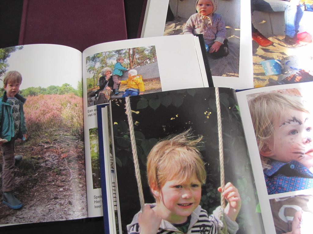 fotoboek kinderen