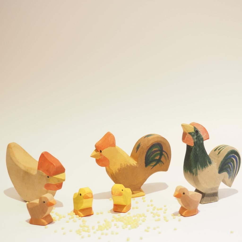 Ostheimer kippen